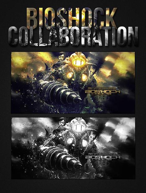 Bioshock Collaboration by JROD707