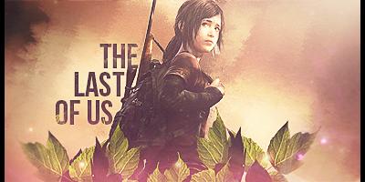 The Last Of Us - Ellie by JROD707