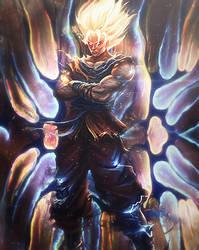 Goku Smudge