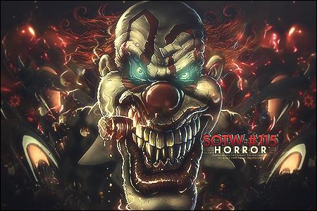 Le Evil Clown by JROD707