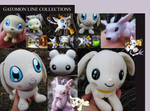 Gatomon Line