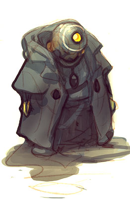 Sci-fi Comic concept 05 by tim-mcburnie