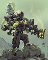 Ork Gunner Mk2