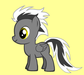 Thunder Bolt Foal by LyricArchive