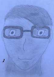 Horrible Self Portrait