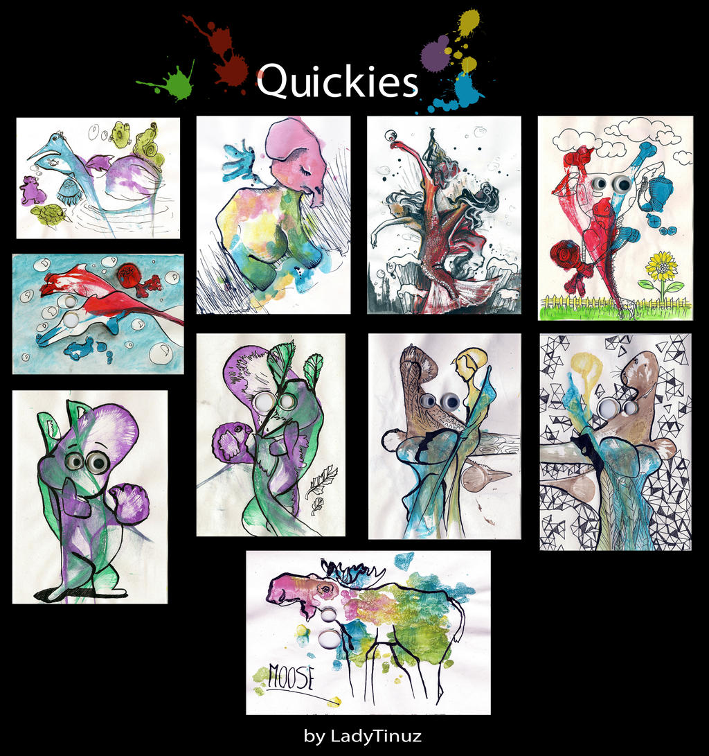 Quickies I by LadyTinuz