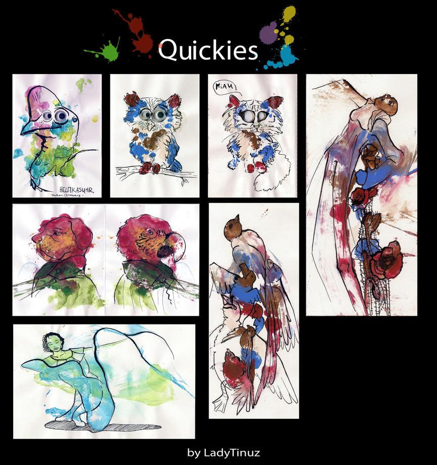 Quickies II by LadyTinuz
