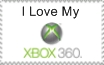 Xbox 360 stamp by Sonozaki-Mion