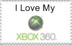 Xbox 360 stamp by Sonozaki-Mion