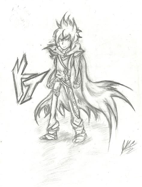 Ken Takazuki - Fire Emblem Style by Ken-12