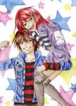 Eve and Otani