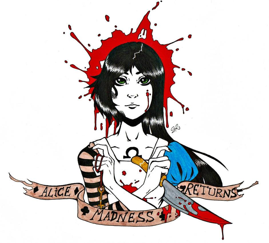 AMR: Elegy of Madness by IrohaSong
