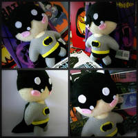 batman doll by galoveunicorns