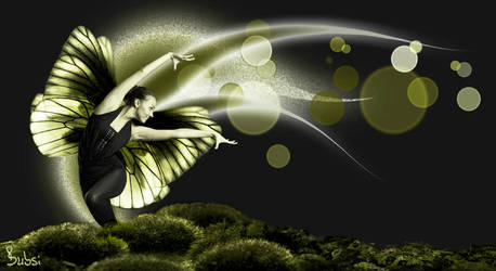 Soft Energy -- Zarte Energie by Bubsilein