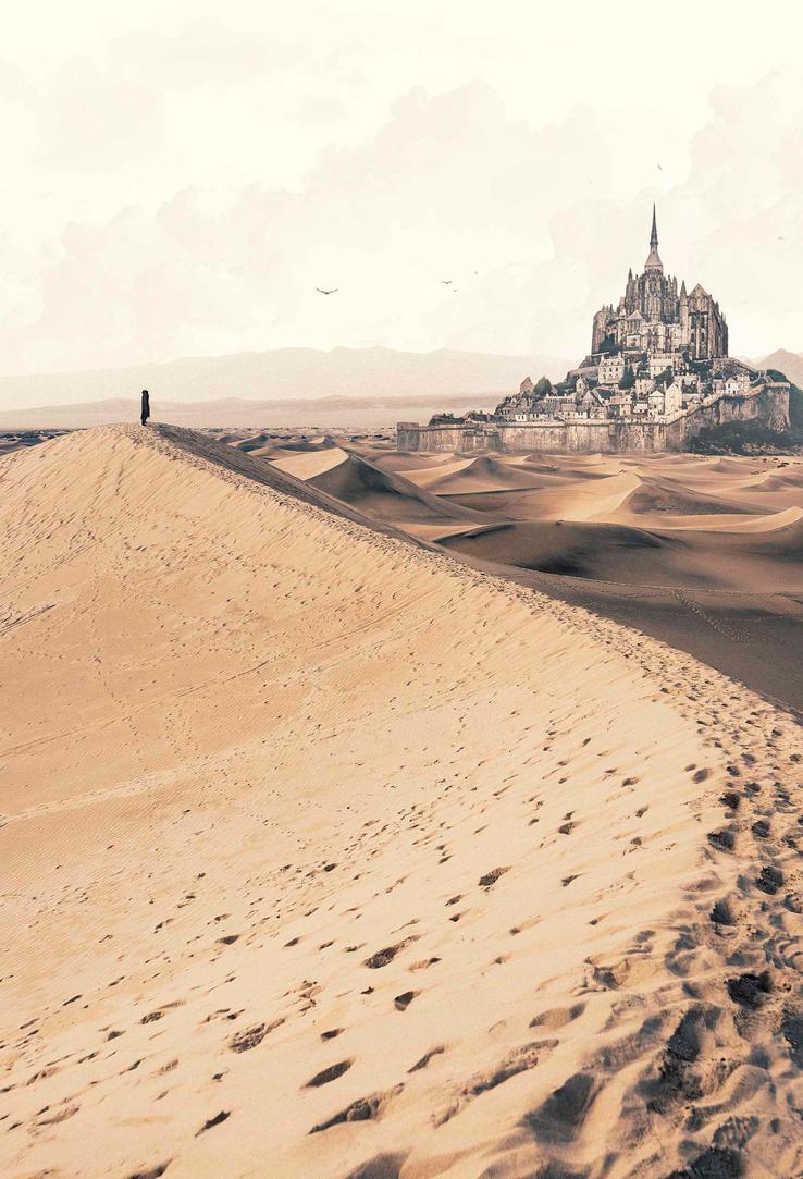 Castillo Del Desierto by DarioPMP