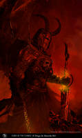 Lord of the Flame by Diegodealmeida