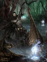 Transporter of Souls by Diegodealmeida