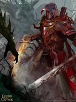Diegodealmeida-the-crimson-striker-advanced by Diegodealmeida