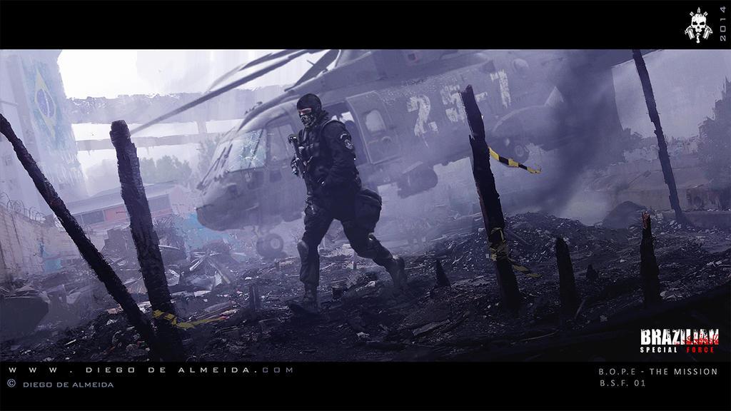 Diego de Almeida BSF 01 by Diegodealmeida