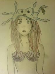 Ariel the little mermaid by questionette