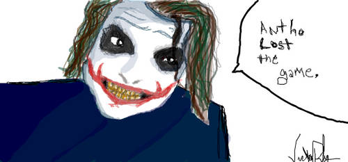 The Joker by questionette