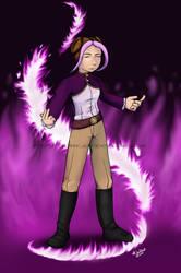 Power Up by Purplefire40