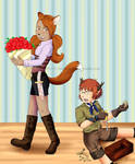 Awwwwwwwww, Emma!! by Purplefire40