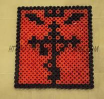 Fuse Beads: Fullmetal Alchemist by Purplefire40