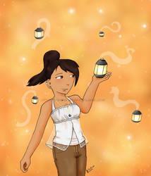 Lanterns by Purplefire40