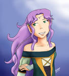 Taffy by Purplefire40