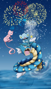 Pokemon Celebration