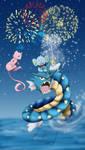 Pokemon Celebration by Purplefire40