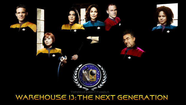 Warehouse 13: The Next Generation
