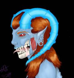 Spooky Scary Erin