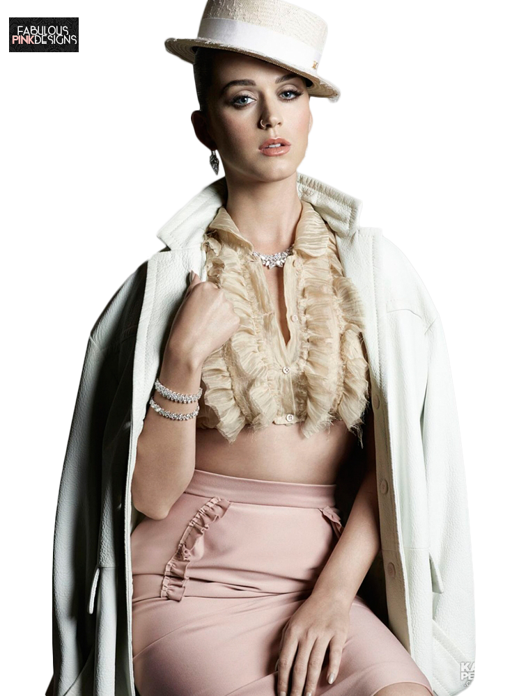 Katy Perry ~ Elle 2015 (3) by FabulousPinkDesignsW