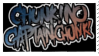 Chunk! No, Captain Chunk! Stamp by Toast435