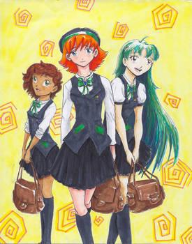 Gakuen Manga Admission Part 2