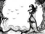 Seven Birds by SteeKira