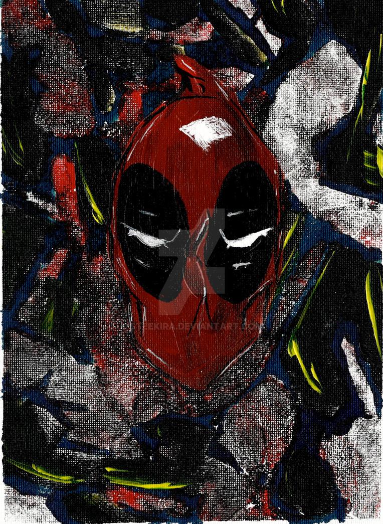 Deadpool by SteeKira
