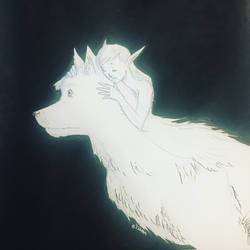 Inktober: Ghost