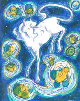 Junicorn: Starry Night