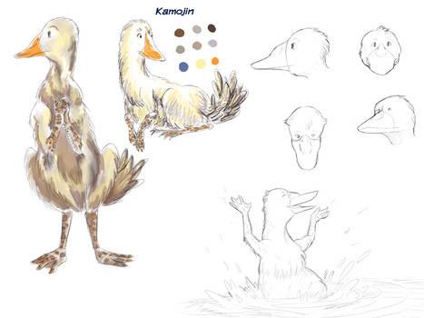 Kamojin Comission for HokuRyu