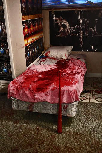 Blood Bed 2.0 by Anesthetic-X