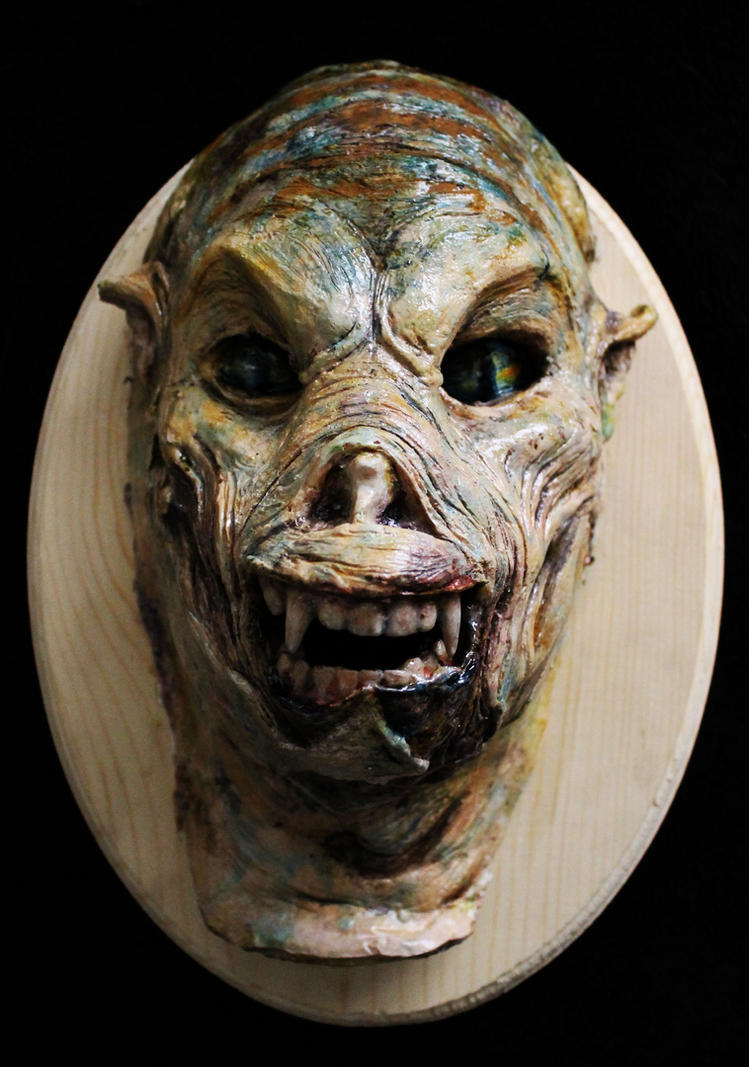 Ghoul Sculpt by Anesthetic-X