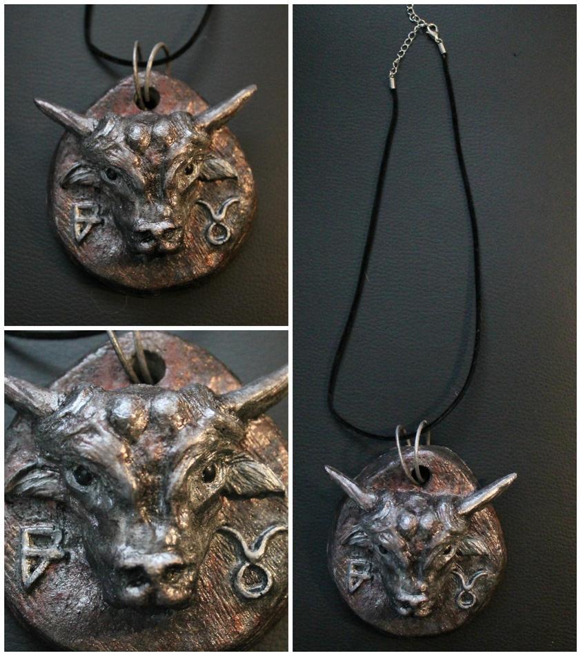 Taurus Pendant by Anesthetic-X