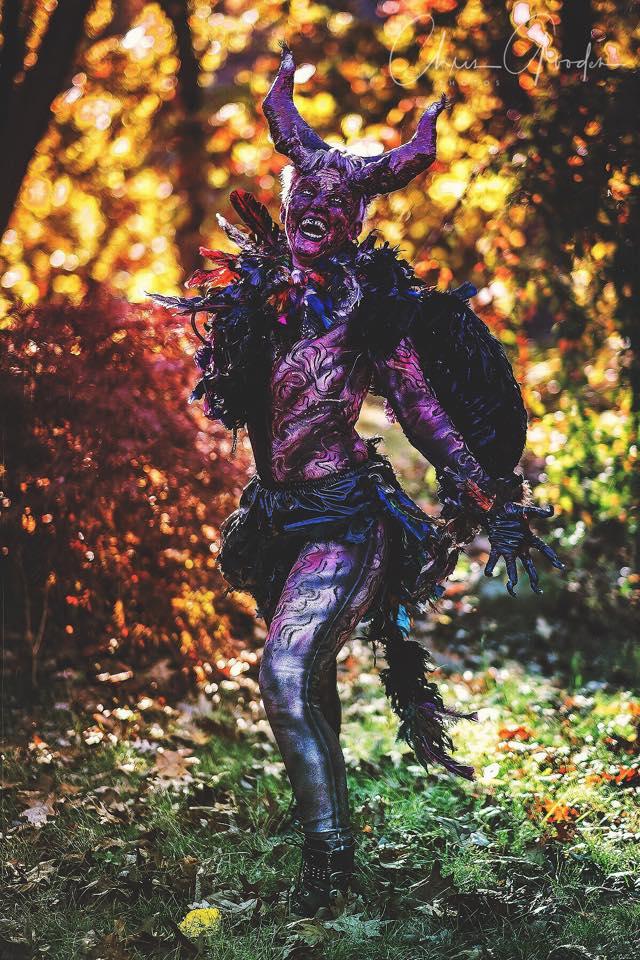 Autumn Demon