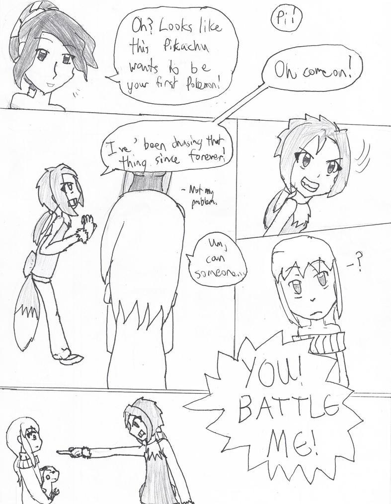 Magical Girl Nuzlocke- 1-5 by Kittycara