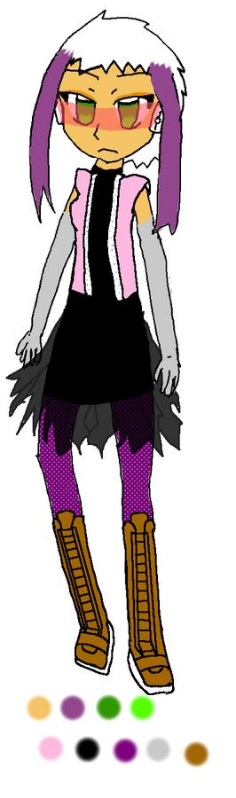 BFOI-Yami Tea Party Outfit