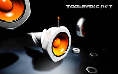 Toolradio Logo - Visual test 3