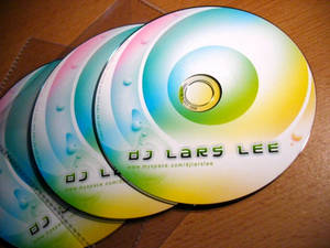 DJ Lars Lee - CD Label